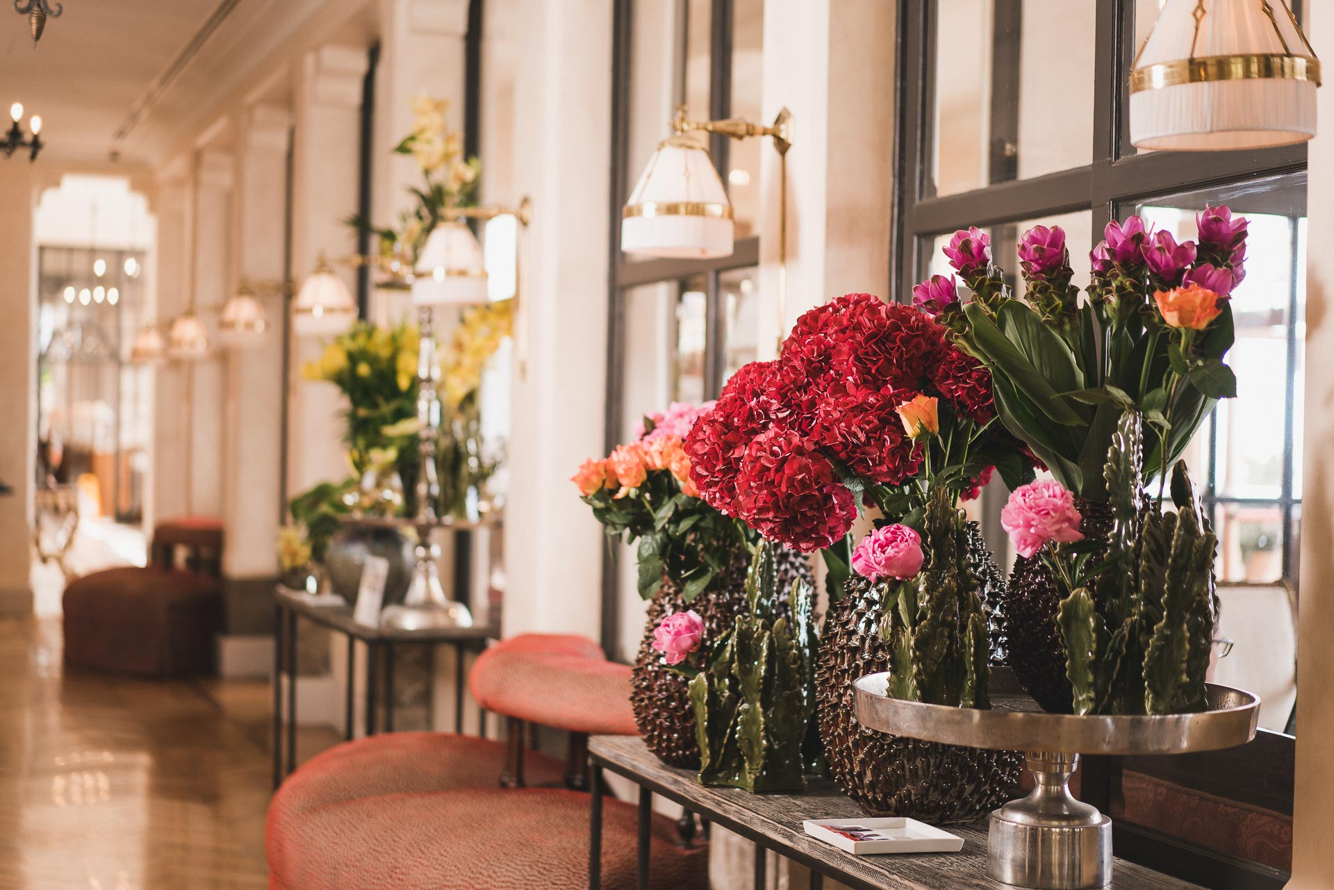 Sebastian Flowers Shop Grand Hotel Timeo Taormina Photo Stefano Casati